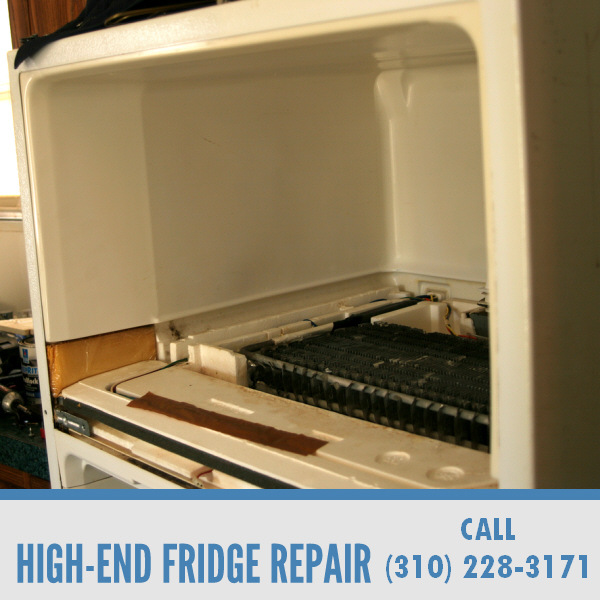 Refrigerator Repair Service West Hollywood CA