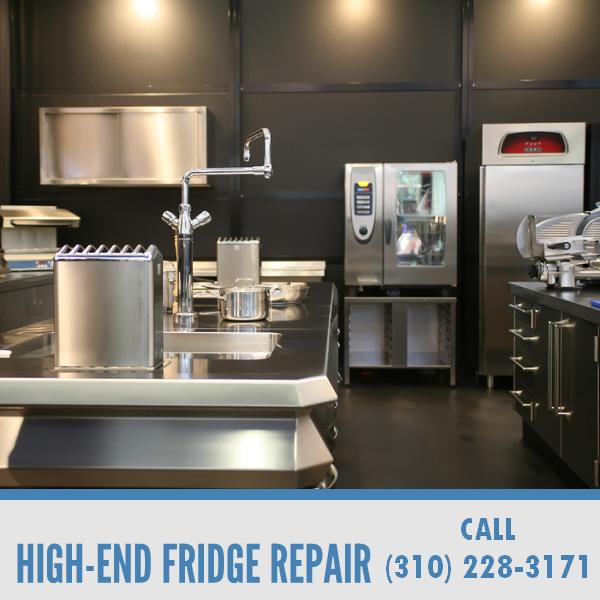 Refrigerator Repair Service West Hollywood CA